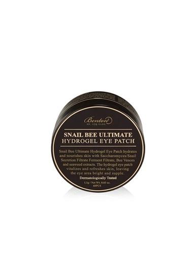 Benton Snail Bee Ultimate Hydrogel Eye Patch - Salyangoz Özlü Göz & Cilt Maskesi Renksiz